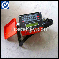 Portable testing equipment for seeking water and metal