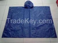 rainponcho/cheap rain poncho/rainwear/raingear/PVC rainponcho