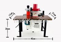 portable edge banding machine manual edge bander woodworking machinery
