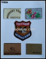 2016 Latest Fashion Garment Labels/Leather Labels