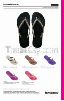 Havaianas shipped from Brazil