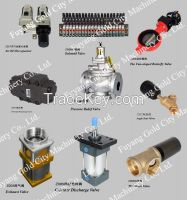 Accessories of EPS Automatic Shape Molding Machine