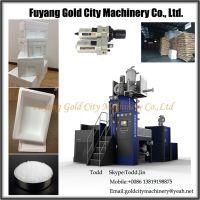 (EPS Machine)High grade EPS Automatic Block Molding Machine with Vacuum