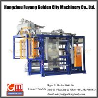 Golden City-EPS Shape Moulding Machine for All EPS Product