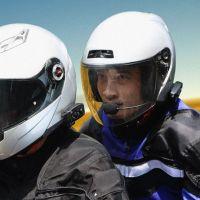 Climder C3 1000 Meters Bluetooth Motorcycle Helmet Intercom BT Interphone with FM