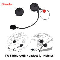 M8 TWS Bluetooth Headset for Motorcycle Helmet