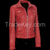 Smart leather jacket for women girls teens Ladies jacket hot design jacket top