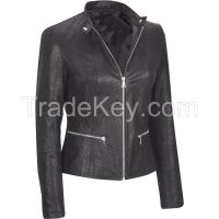 Biker jacket for women girls teens Ladies jacket hot design lamb jacket
