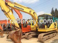 Used Komatsu Excavator PC160-7