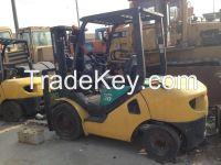 Used Komatsu Forklift 3T