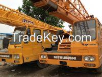Used Tadano Truck Crane TG250E3