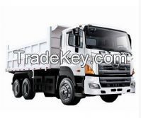 Dump Truck for mine and rock