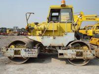 Used SAKAI Road Roller, Original Japan