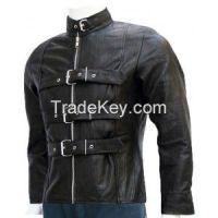 Sheep Leather Mens jacket