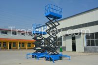 mobile scissor lift  6m and 8m
