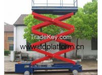 mobile scissor lift made in China