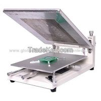 PM3040 PCB screen printing machine with light body and easy control