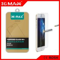 """Titanium Alloy Full coverage curved edge Tempered Glass Film Screen Protector for Iphone 6 plus 5.5"""""""