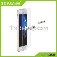 """Titanium Alloy Full coverage curved edge Tempered Glass Film Screen Protector for Iphone 6 4.7"""""""