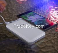 8000mAh Portable External Battery Charger Power Bank for Mobile Phone
