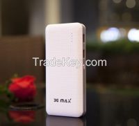 13000mAh Portable External Battery Charger Power Bank for Mobile Phone