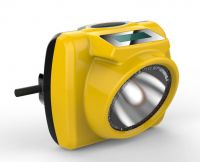 IP68 Anti-Explosive Mining Safety LED Headlamp with OLED Display