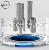Sinft hydraulic filter cartridge