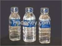 Water bottle shrink sleeves