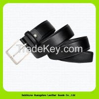 Promotion item fashion genuine leather belt, man belt
