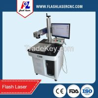 optic fiber laser marking machine on Iphone 6 cover/wedding ring/dog tag 10w