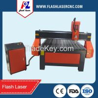 mini cnc woodworking milling machine/ sheet metal cnc machine router with vacuum table for furniture/advertising