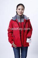 Electronic heating Women's Jacket,heating clothing
