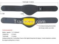 Electronic Heating Belt, heated belt, therapy belt