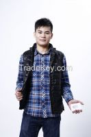 boy's Heating Vest, Heating Clothing,heated clothing,heated vest