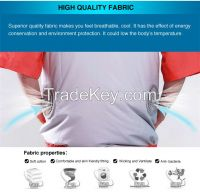 Air conditioning clothes, air cooling clothes