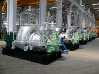 N3-3.43 Condensing steam turbine