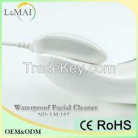 Waterproof facial cleanser Brush
