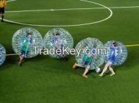Bubbel-voetbal-pak bestelling (Geavanceerde bestelling) 48 bubbel-voet