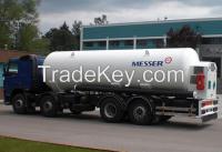 CO2 Rigid Tankers