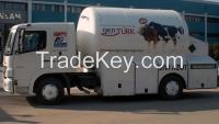 Cryogenic Rigid Tankers