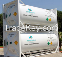 CO2 Tank Containers