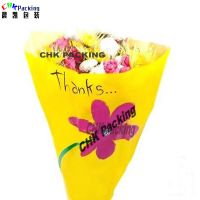 One of China supplier Flower bouquet sleeves for flower wrapping