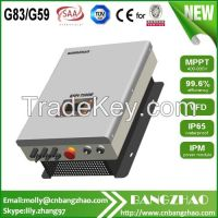 factory price of 7500w 3 phase AC pump inverter for solar system