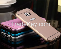 Samsung s5 / s6 / s6 edge of the metal frame protective sleeve cover