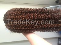 Remy Human Steam Curly Hair