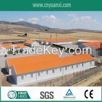 Prefabricated House for Labor Camp Popular in Africa