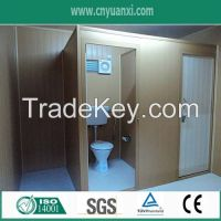 Prefabricated House for Temporary Site Office
