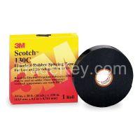 SCOTCH 130C610833404   Splicing Tape 3/4 x 30 ft 30 mil Black