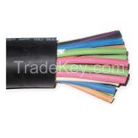 CAROL 092269901 Portable Cord 12/26AWG Cut to Length Blk