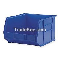 AKRO-MILS 30239BLUE F8698 Hang/Stack Bin 10-3/4 x 8-1/4 x 7 Blue
